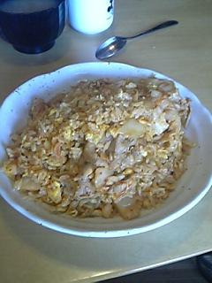 特製ブタキムチ炒飯