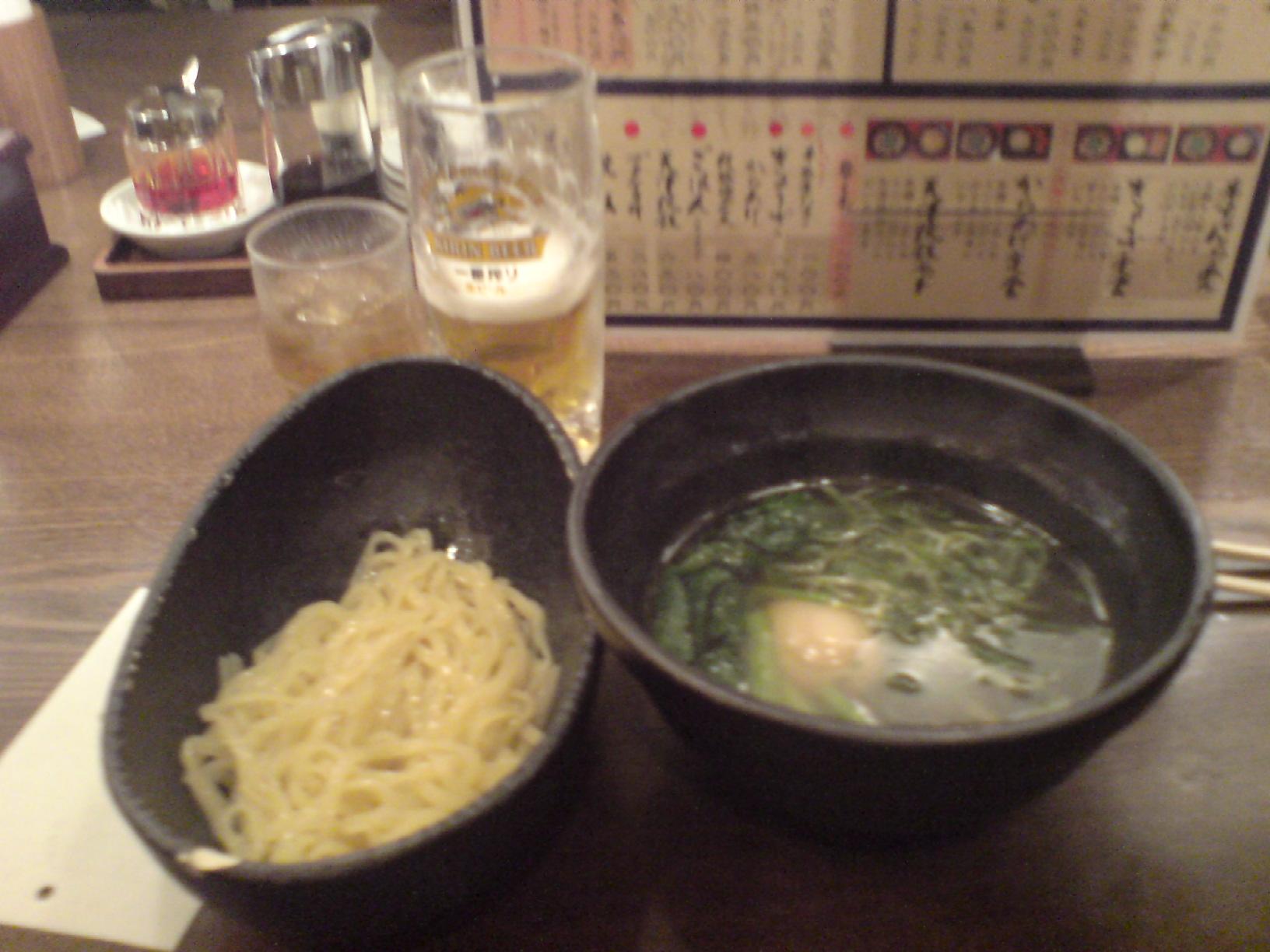 太平つけ麺@段七